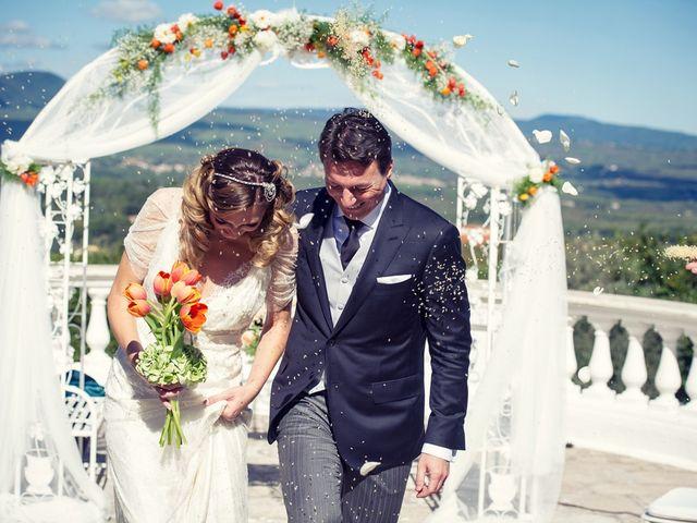 Il matrimonio di Andrea e Consuelo a Bassano Romano, Viterbo 35