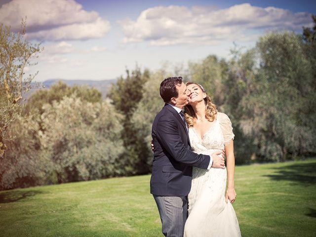 Il matrimonio di Andrea e Consuelo a Bassano Romano, Viterbo 36