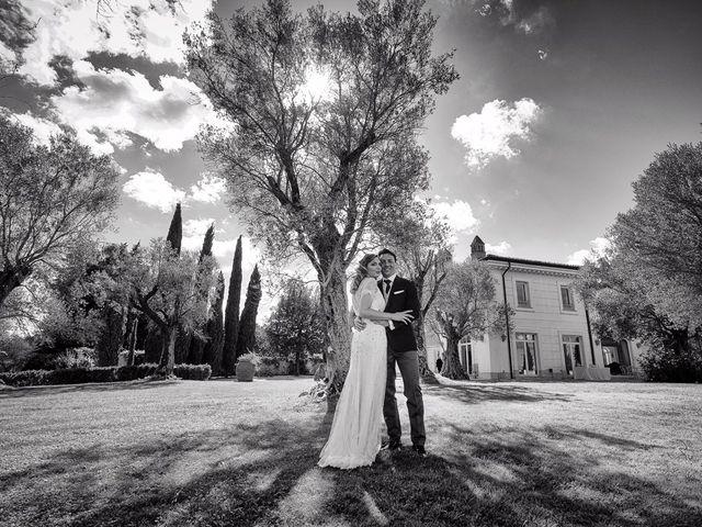 Il matrimonio di Andrea e Consuelo a Bassano Romano, Viterbo 37