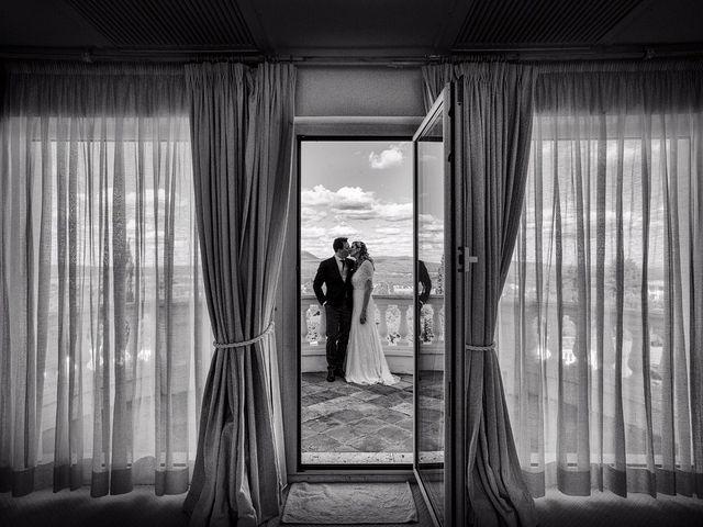 Il matrimonio di Andrea e Consuelo a Bassano Romano, Viterbo 38