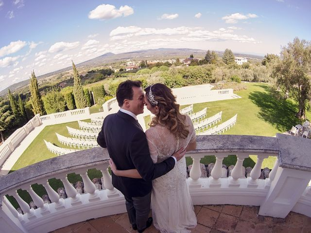 Matrimonio Bassano Romano : Reportage di nozze consuelo andrea casina poggio