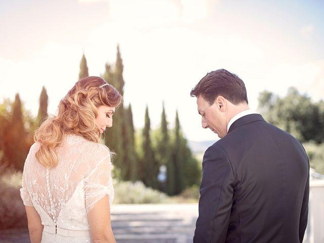 Il matrimonio di Andrea e Consuelo a Bassano Romano, Viterbo 44