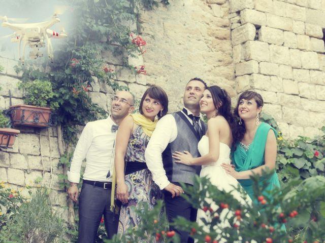 Matrimonio Spiaggia Bari : Il matrimonio di nicola e francesca a oppido lucano