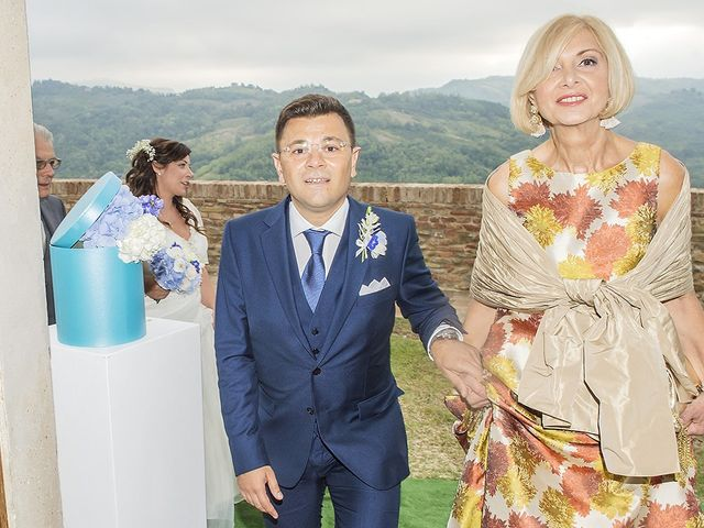 Il matrimonio di Alessandro e Letizia a Cesena, Forlì-Cesena 12