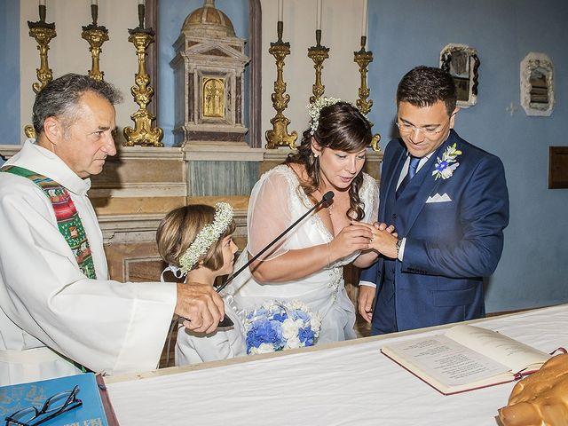 Il matrimonio di Alessandro e Letizia a Cesena, Forlì-Cesena 25