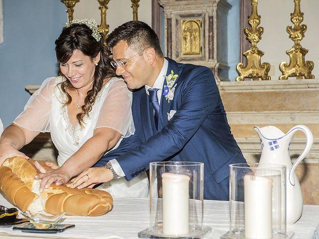 Il matrimonio di Alessandro e Letizia a Cesena, Forlì-Cesena 28