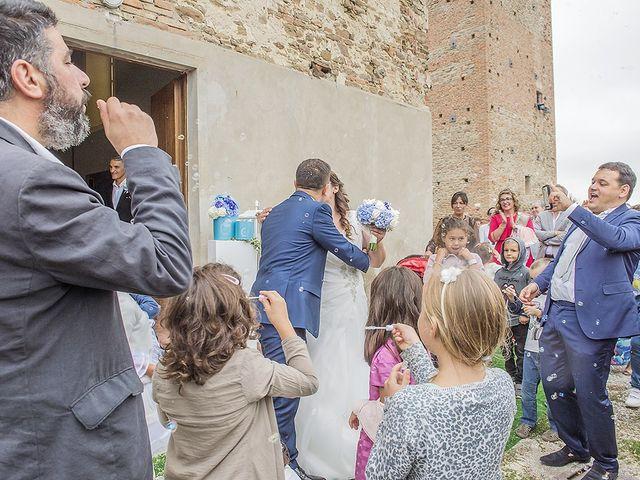 Il matrimonio di Alessandro e Letizia a Cesena, Forlì-Cesena 36