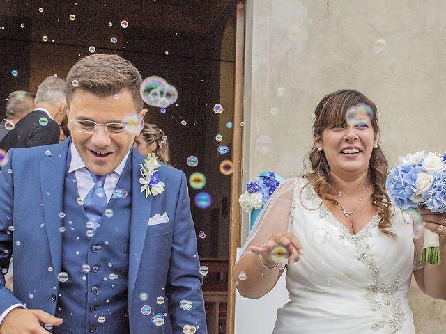 Il matrimonio di Alessandro e Letizia a Cesena, Forlì-Cesena 37
