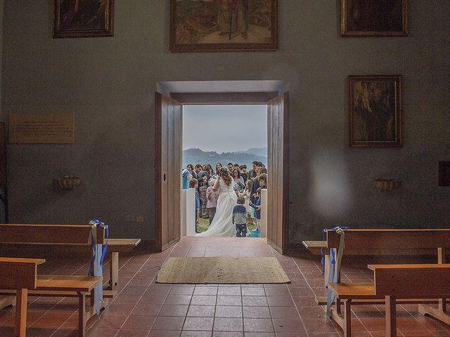 Il matrimonio di Alessandro e Letizia a Cesena, Forlì-Cesena 40