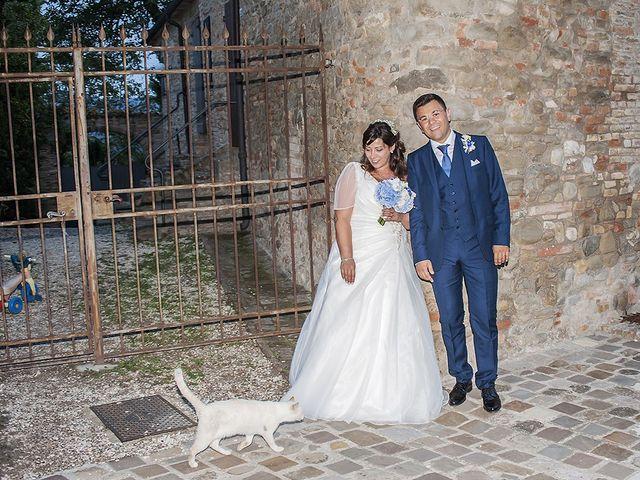 Il matrimonio di Alessandro e Letizia a Cesena, Forlì-Cesena 44