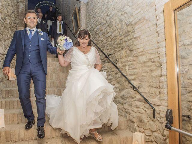 Il matrimonio di Alessandro e Letizia a Cesena, Forlì-Cesena 49