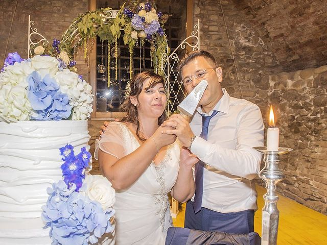 Il matrimonio di Alessandro e Letizia a Cesena, Forlì-Cesena 74