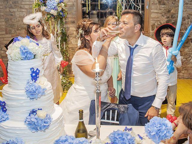 Il matrimonio di Alessandro e Letizia a Cesena, Forlì-Cesena 75