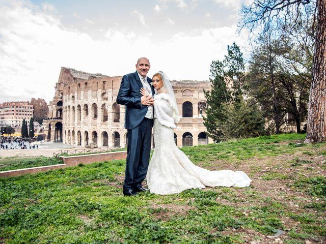 Il matrimonio di Paolo e Patrizia a Roma, Roma 35