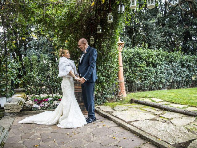 Il matrimonio di Paolo e Patrizia a Roma, Roma 39