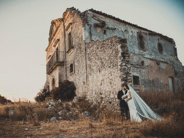 Le nozze di Valentina e Salvo