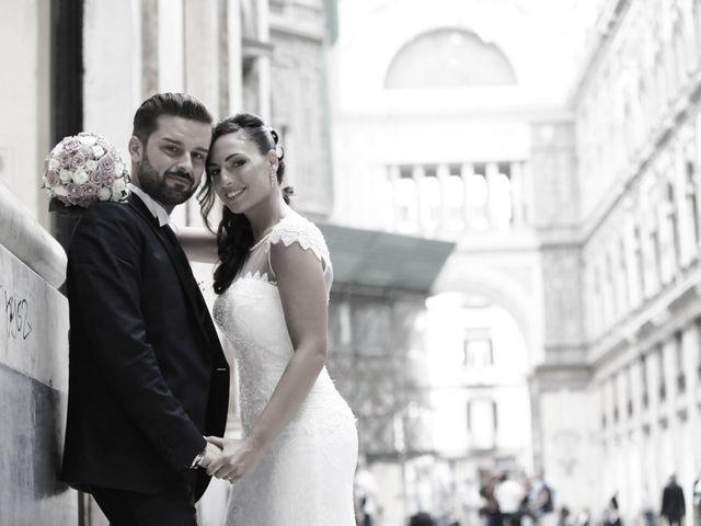 le nozze di Rosalba e Carmine