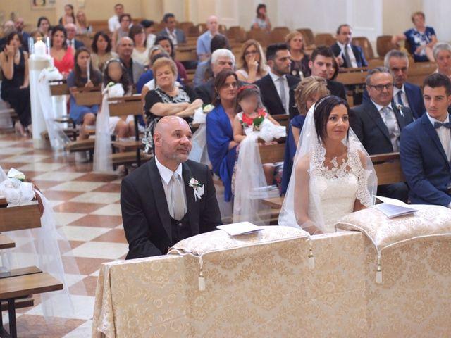 Il matrimonio di Andrea e Silvia a Pozzonovo, Padova 13