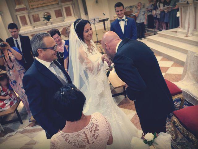 Il matrimonio di Andrea e Silvia a Pozzonovo, Padova 35