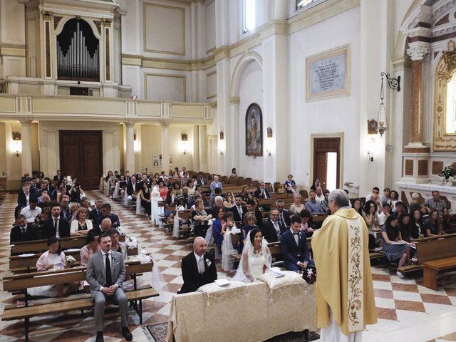 Il matrimonio di Andrea e Silvia a Pozzonovo, Padova 25