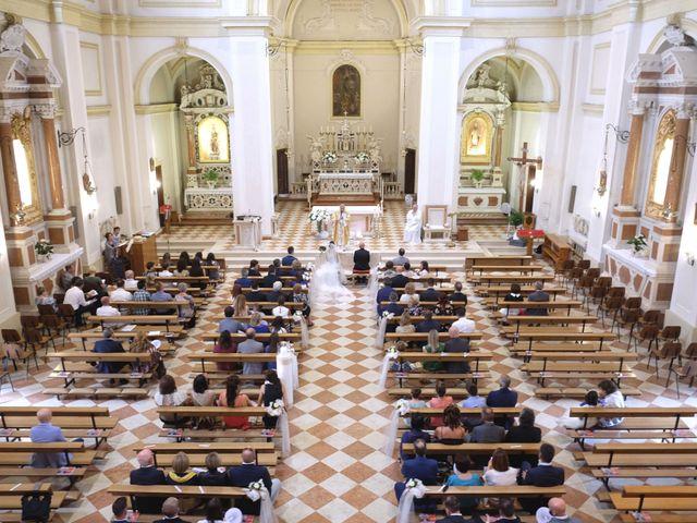 Il matrimonio di Andrea e Silvia a Pozzonovo, Padova 36