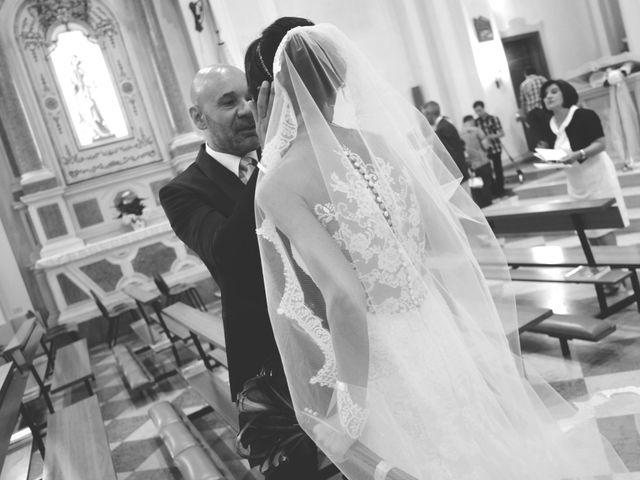 Il matrimonio di Andrea e Silvia a Pozzonovo, Padova 19