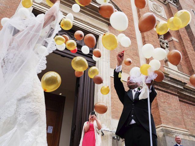 Il matrimonio di Andrea e Silvia a Pozzonovo, Padova 37