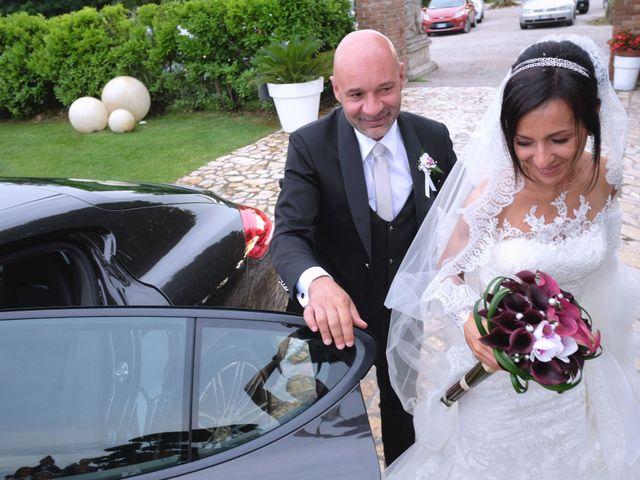 Il matrimonio di Andrea e Silvia a Pozzonovo, Padova 38