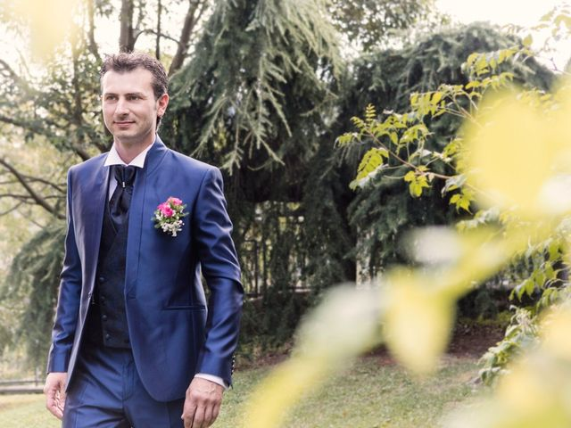 Il matrimonio di Paolo e Federica a Caslino d'Erba, Como 13