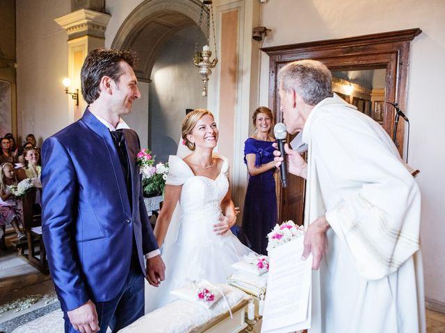 Il matrimonio di Paolo e Federica a Caslino d'Erba, Como 42