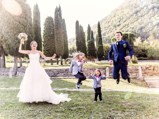 Il matrimonio di Paolo e Federica a Caslino d'Erba, Como 46