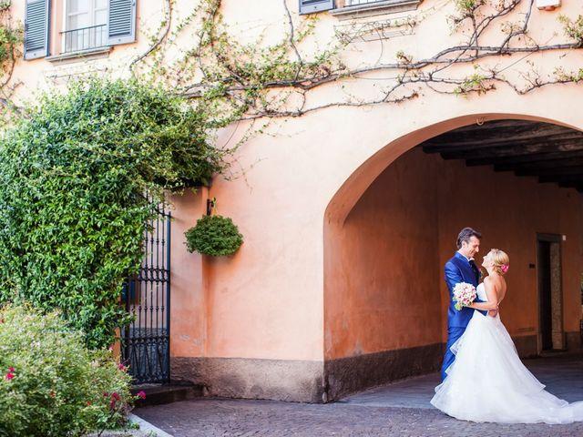 Il matrimonio di Paolo e Federica a Caslino d'Erba, Como 53