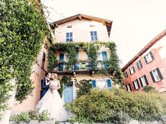 Il matrimonio di Paolo e Federica a Caslino d'Erba, Como 61