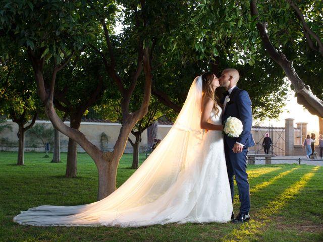 Il matrimonio di Simone e Alessandra a Roma, Roma 1