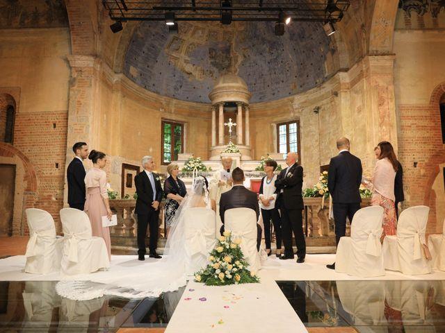 Il matrimonio di Dario e Michela a Cornaredo, Milano 7