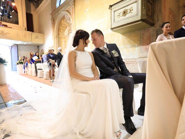 Il matrimonio di Dario e Michela a Cornaredo, Milano 8