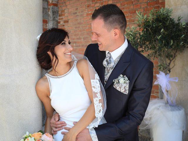 Il matrimonio di Dario e Michela a Cornaredo, Milano 12