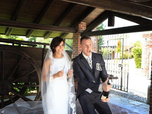 Il matrimonio di Dario e Michela a Cornaredo, Milano 14