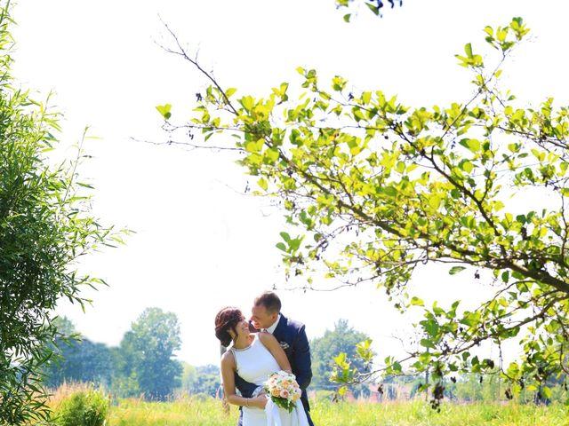 Il matrimonio di Dario e Michela a Cornaredo, Milano 15