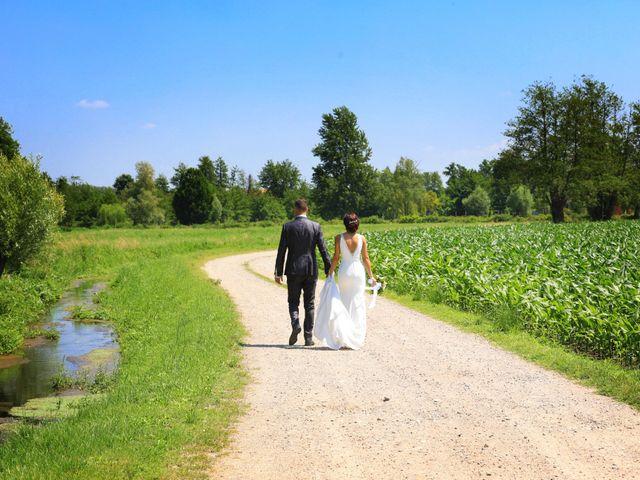 Il matrimonio di Dario e Michela a Cornaredo, Milano 16