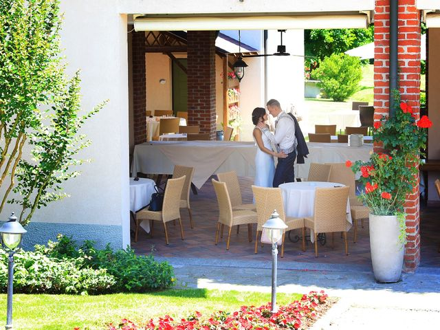 Il matrimonio di Dario e Michela a Cornaredo, Milano 18