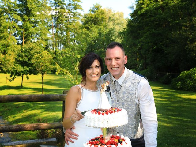 Il matrimonio di Dario e Michela a Cornaredo, Milano 21
