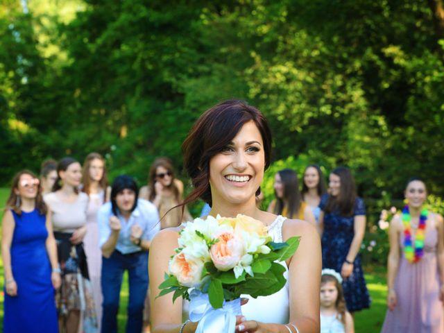 Il matrimonio di Dario e Michela a Cornaredo, Milano 22