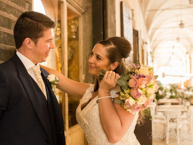 Le nozze di Joanna e Nick