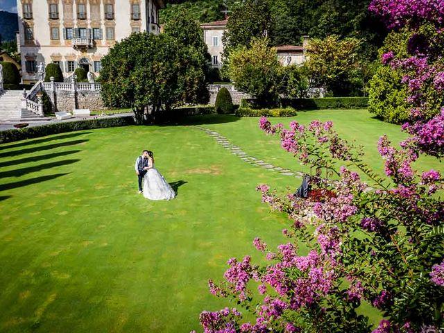 Le nozze di Sefora e Luca