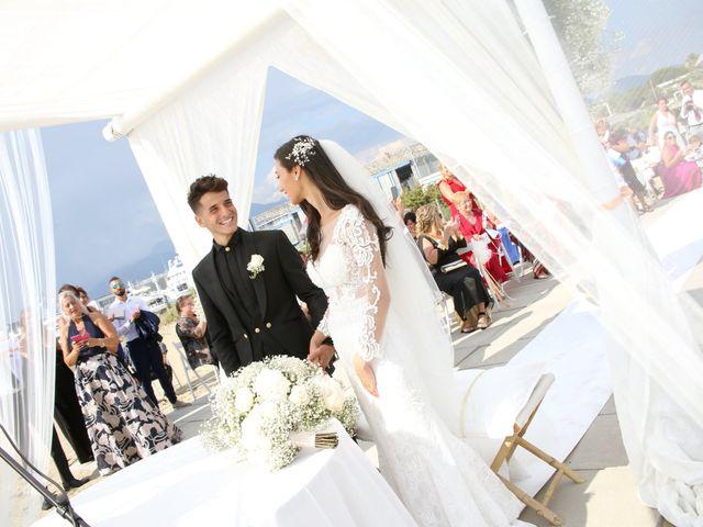 Il matrimonio di Sefora e Thomas a Viareggio, Lucca 19
