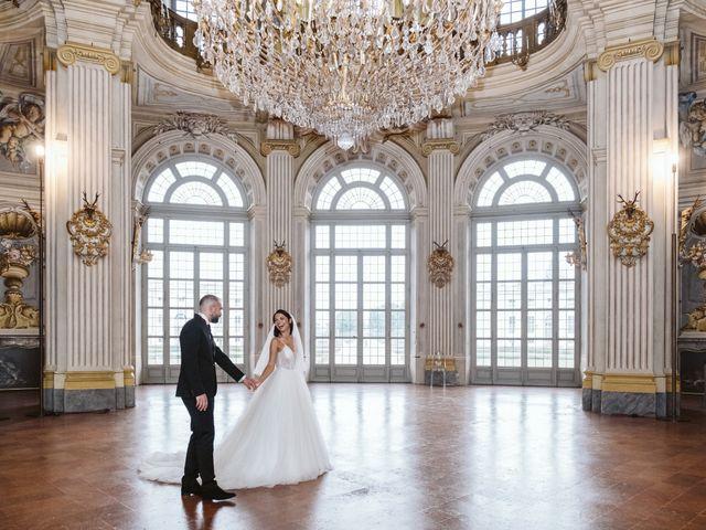 Le nozze di Carlotta e Nico