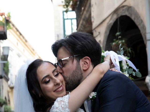 Il matrimonio di Antonio e Simona  a Cava de' Tirreni, Salerno 16