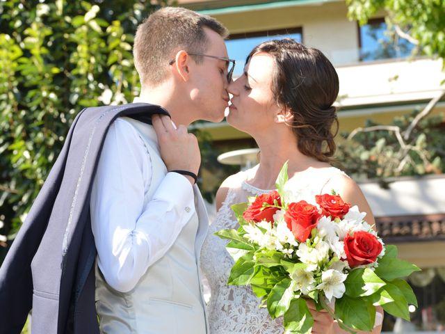 Le nozze di Michela e Steven