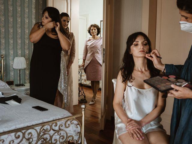 Il matrimonio di Madhu e Cristina a Grottammare, Ascoli Piceno 4